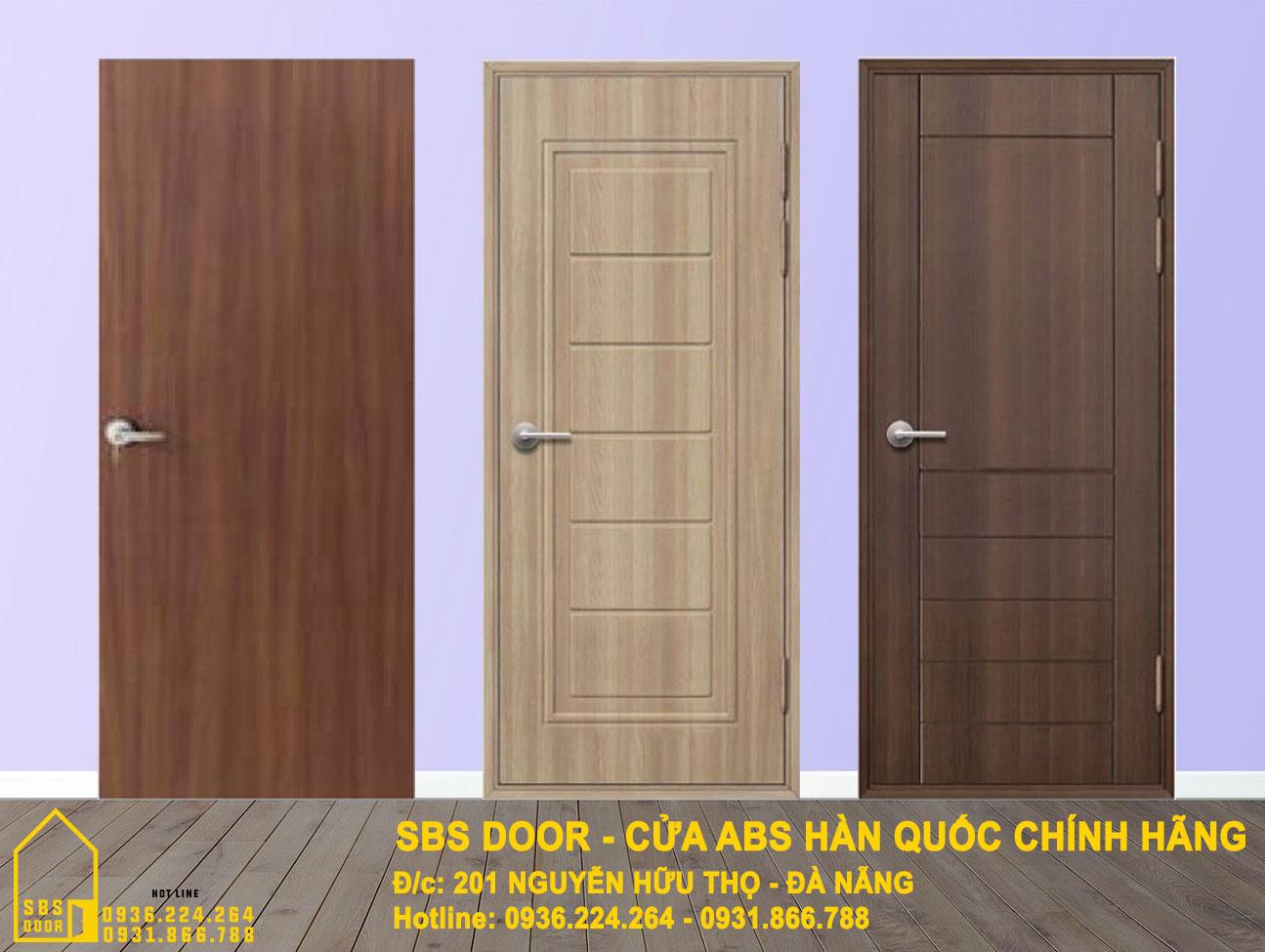 Báo giá cửa nhựa ABS Hàn Quốc