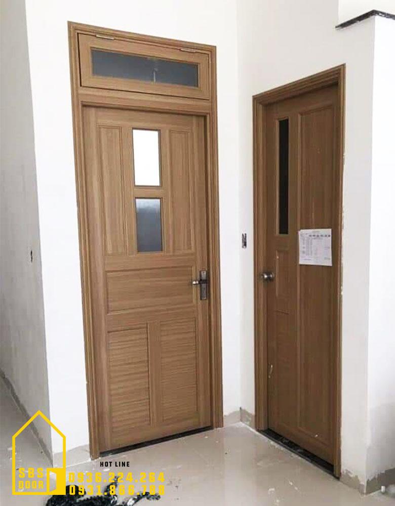 cửa nhựa giả gỗ đà nẵng