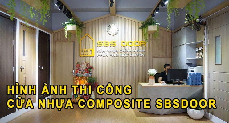 Cửa nhựa composite chính hãng
