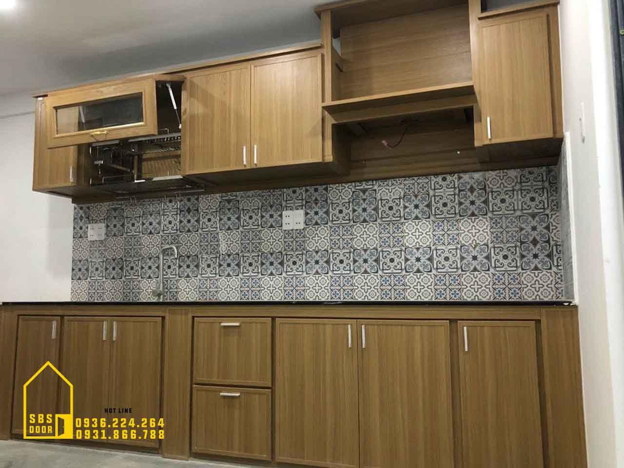 Tủ bếp nhựa Đài Loan Đà Nẵng